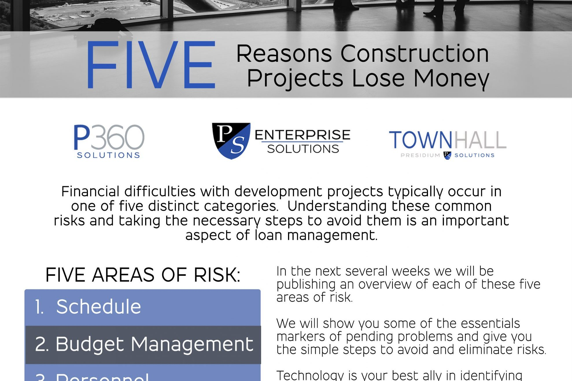 5 Reasons Construction Projects Lose Money